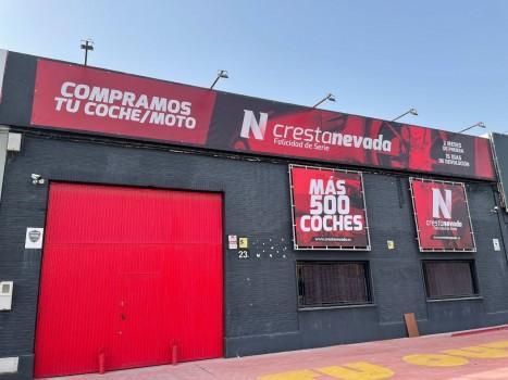 Crestanevada abre sus puertas en Sevilla.