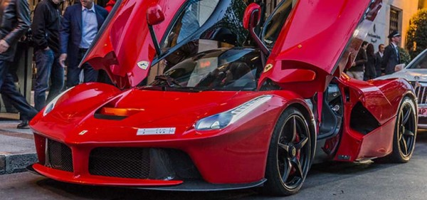 Top 10: Los mejores Ferraris de todos los tiempos.