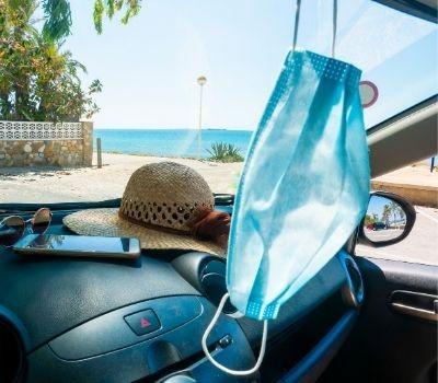 ¿Cuándo debemos llevar mascarilla en el coche?