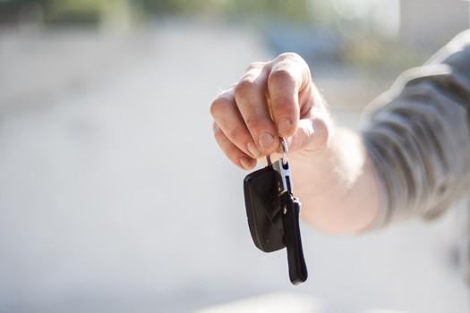 Trámites para comprar coche de segunda mano.