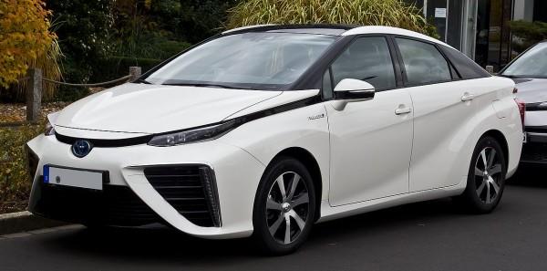El coche de hidrógeno que gana a TESLA
