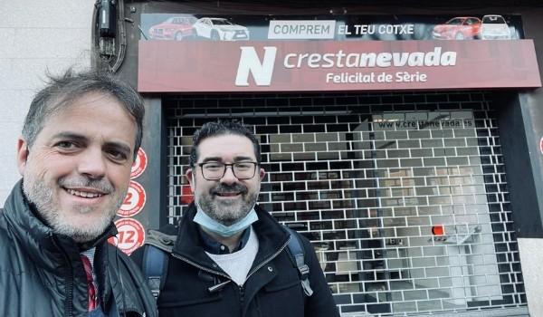 Crestanevada en Girona, un nuevo concepto de concesionario de coches de ocasión.