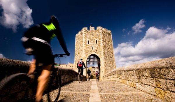 Girona, territorio de ciclistas.