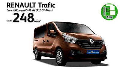 Renting modular Renault