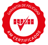 Coches ocasión con KM certificados